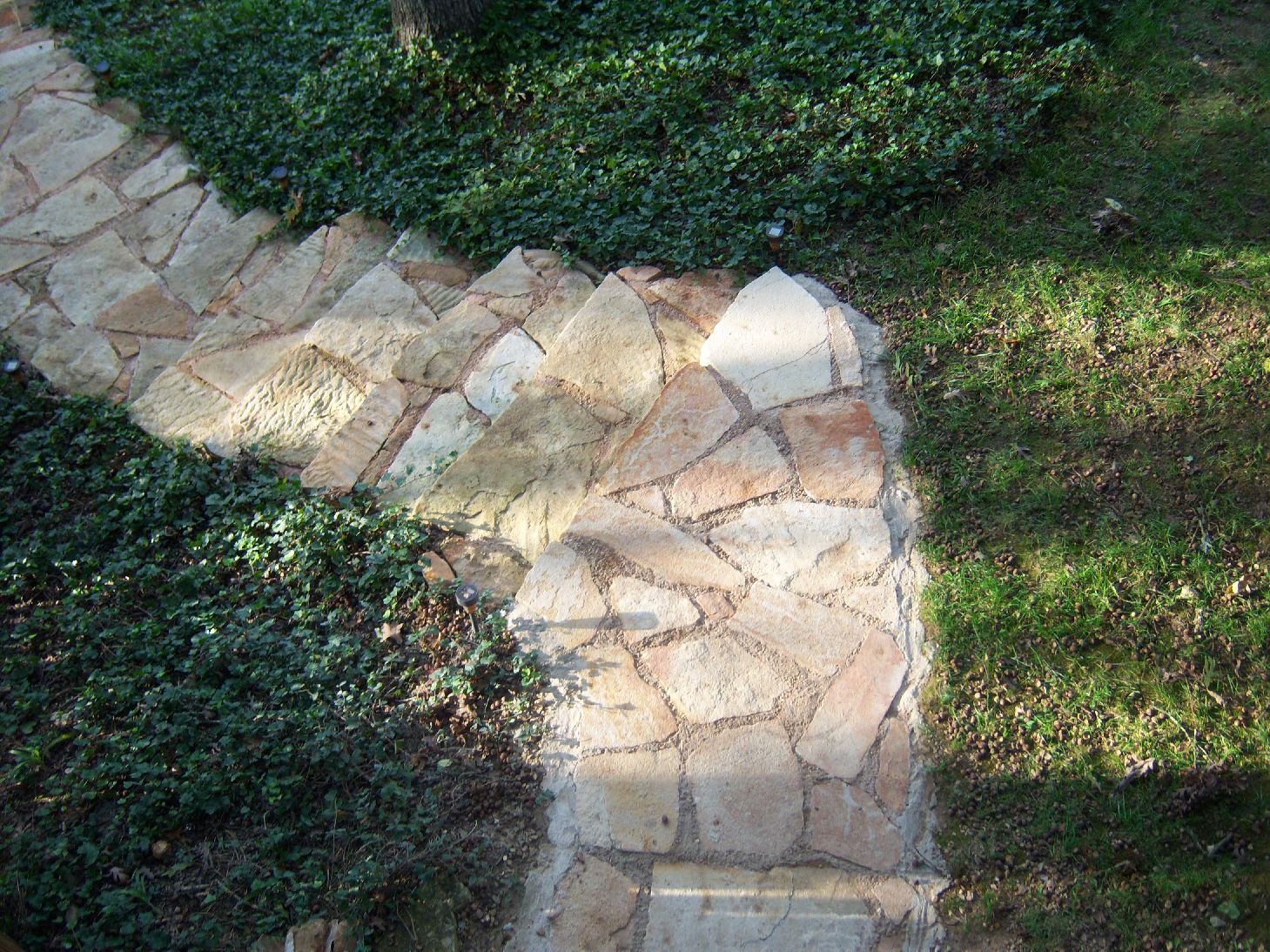 Stone Patio And Path Ideas From Gottschalk Quarry