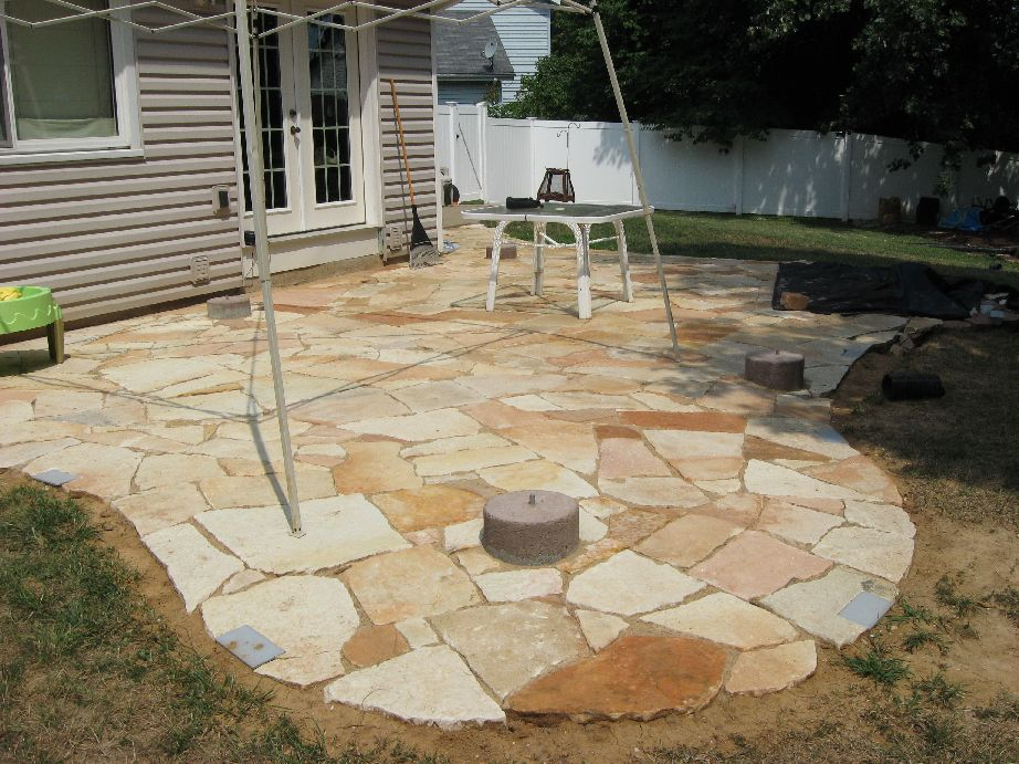 Buff White Tan Patio Pavers   Natural Stone